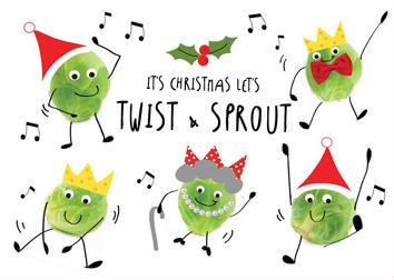 Twist and Sprout  L147