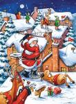 view large image and full details for Christmas Tee Time MAG0807F