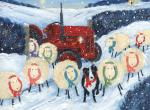 view large image and full details for Winter Round Up RADA0405